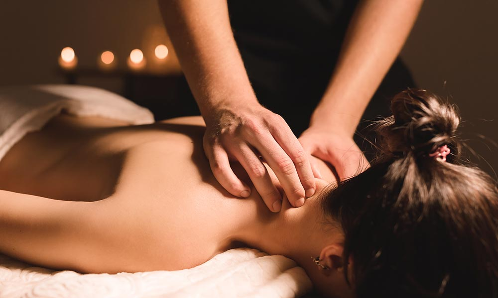 Massage Call To Action