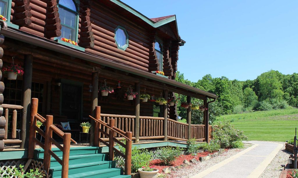 The Silver Star Bed and Breakfast Inn, Spring Green Wisconsin