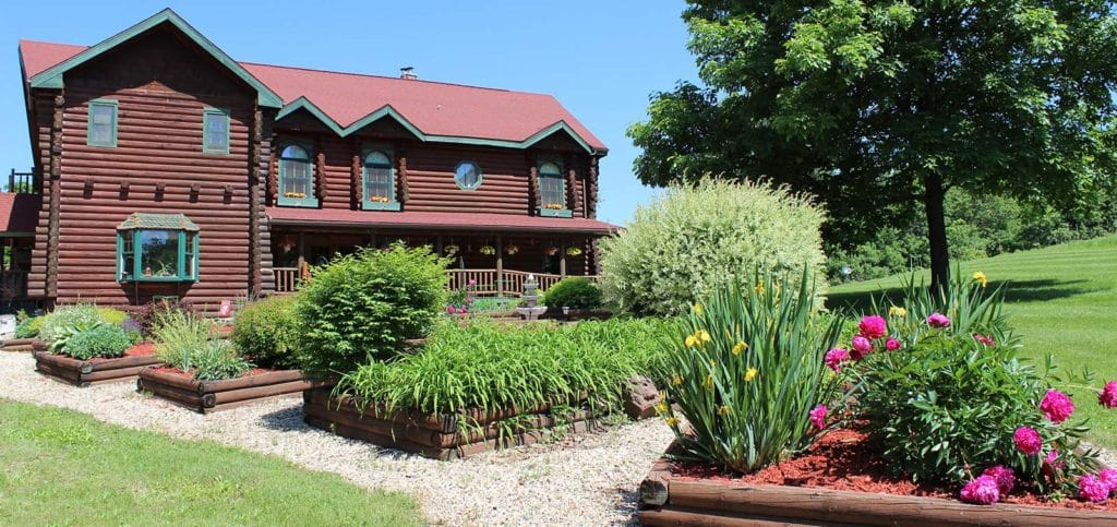 A Fall Getaway at our Wisconsin Bed and Breakfast