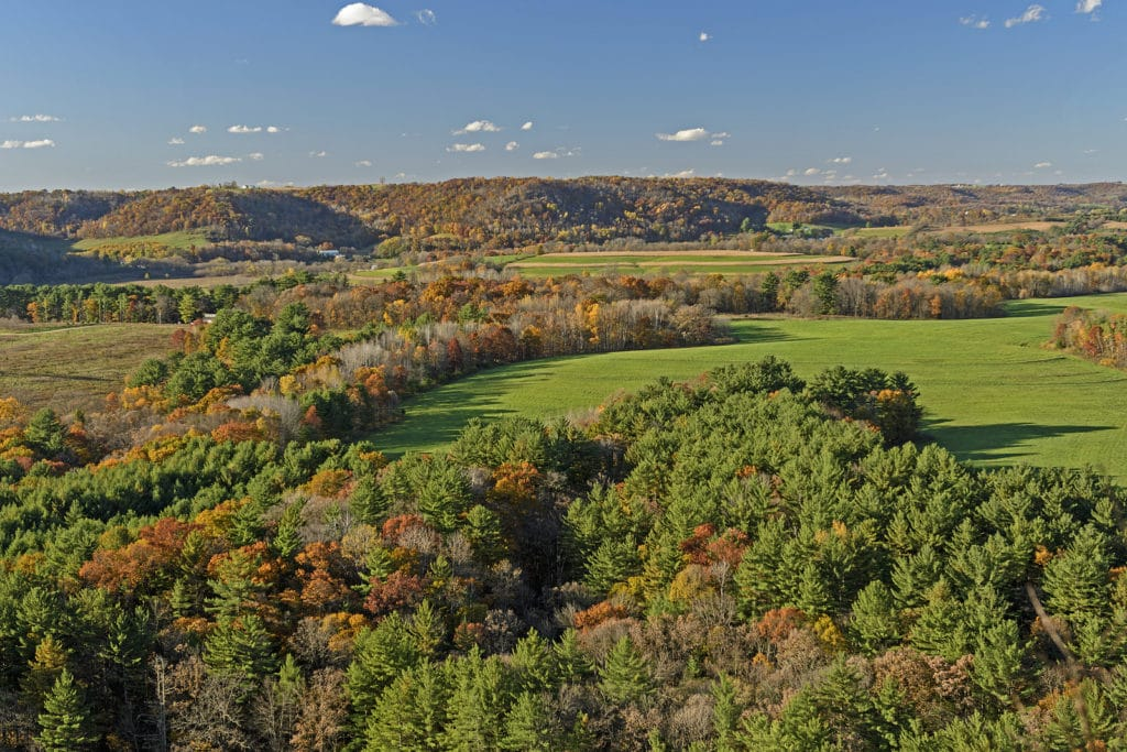 Enjoy the Best Wisconsin Fall Colors Near our Bed and Breakfast